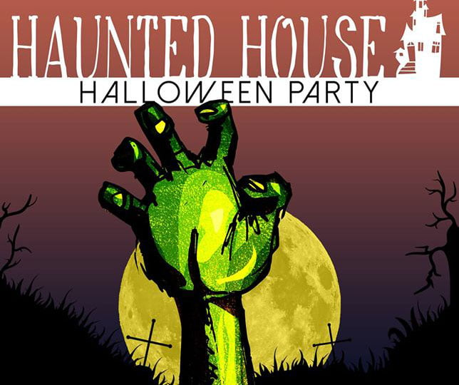 Haunted House Halloween Party, by PTPI Roman Chapter