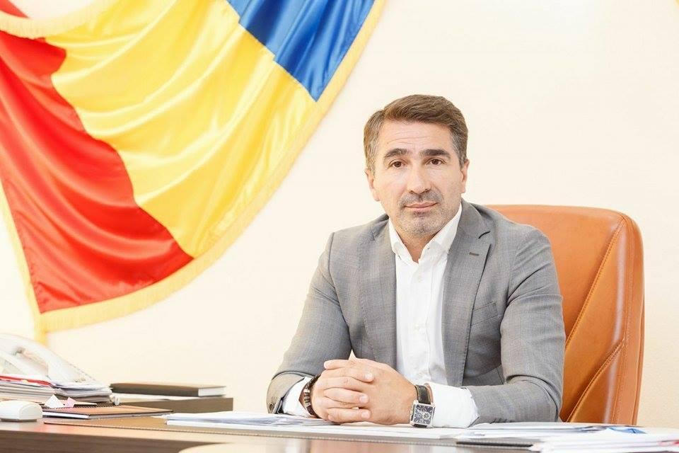 Președintele CJ Neamț Ionel Arsene, trimis în judecată de DNA într-un nou dosar de trafic de influență