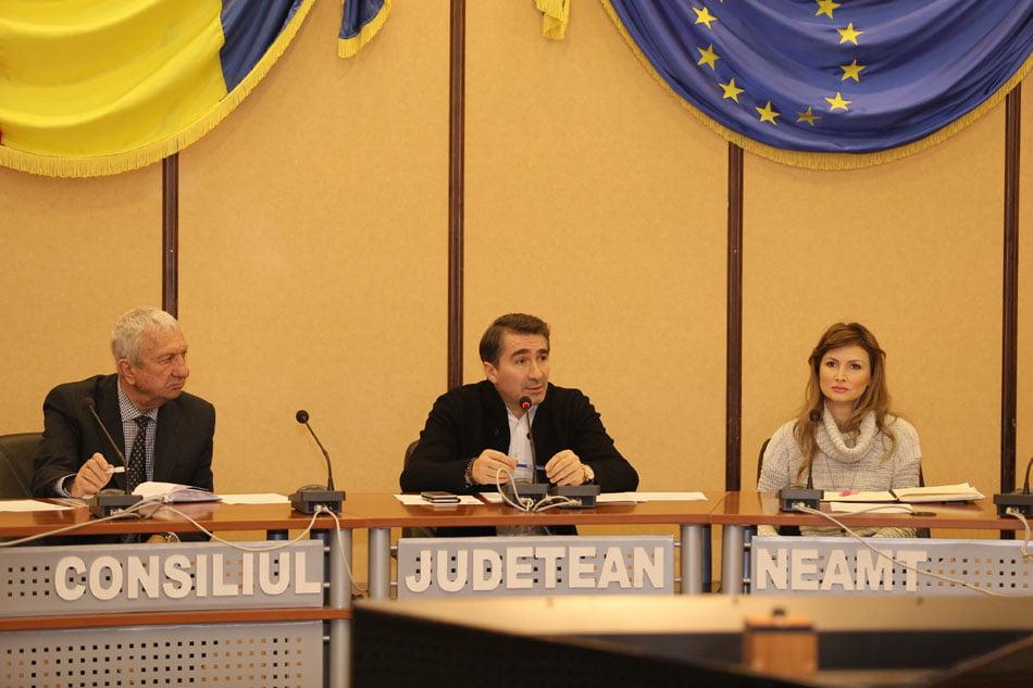 S-a înființat Consiliul Consultativ în domeniul Sănătății din Neamț