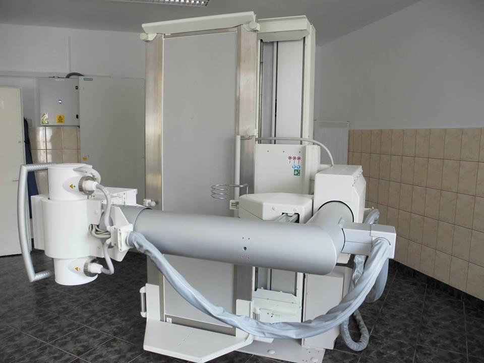Romanul are trei aparate de radiologie, unul de ultimă generație. Ultima strigare și pentru cine îl va achita pe cel modern