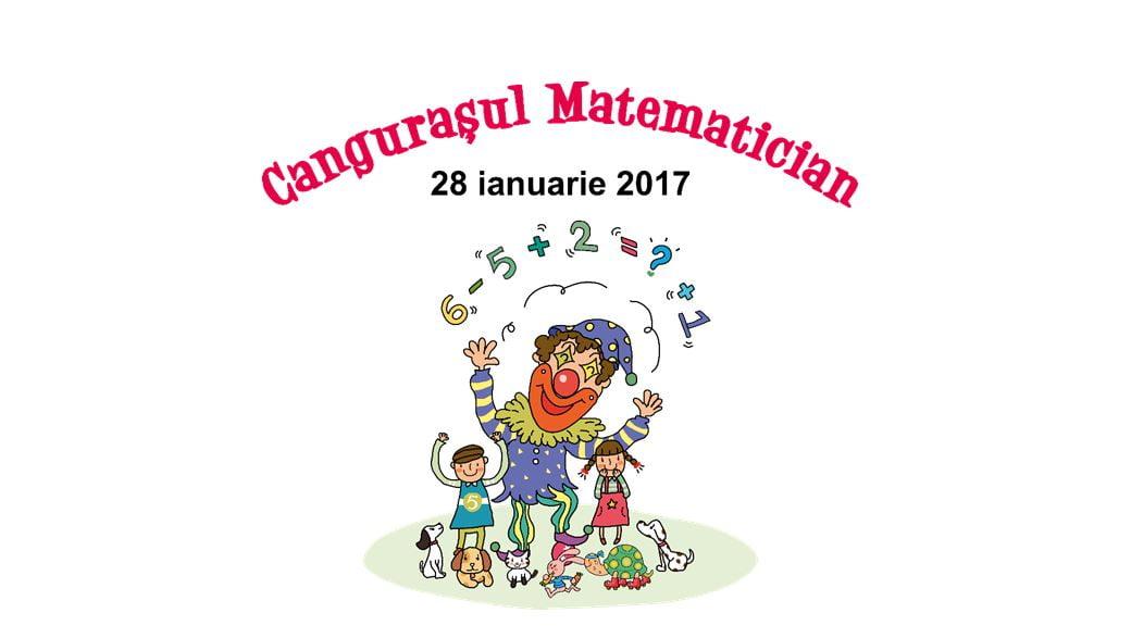 Un nou concurs pentru cei mici: Cangurașul Matematician