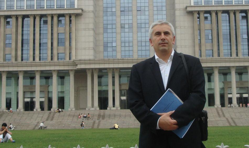 """Pr. prof. dr. Wilhelm Dancă: """"Oamenii politici să conlucreze cu responsabilitate pentru binele României"""""""