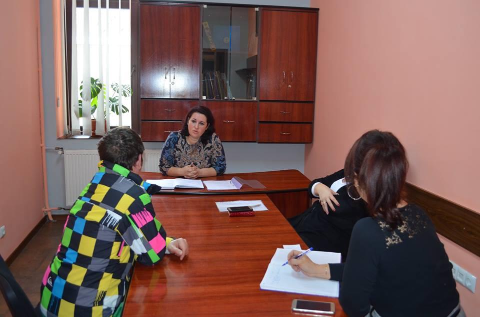 Viceprimarul Roxana Iorga a început să acorde și audiențe