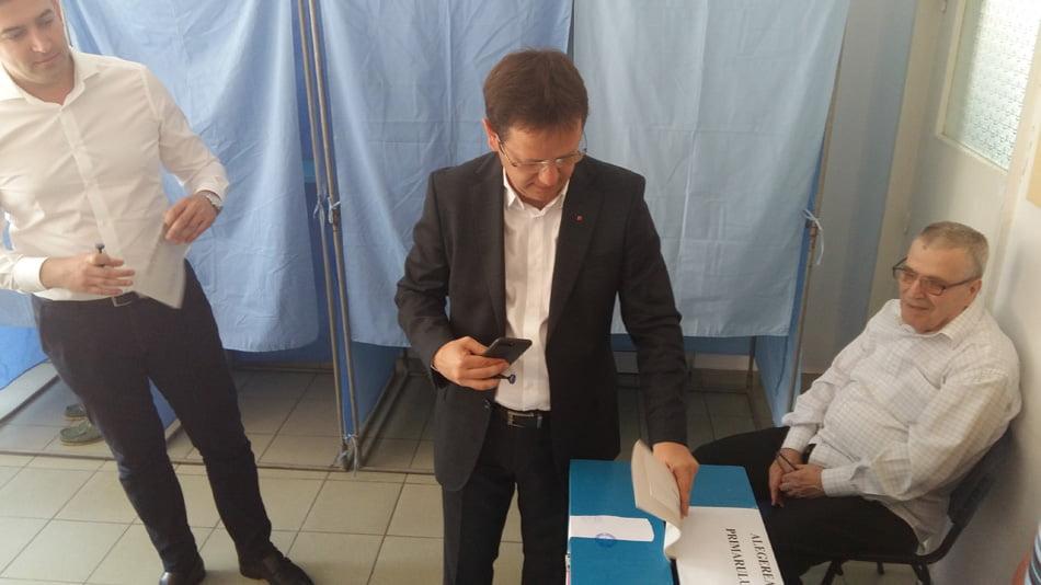 """Alegeri locale la Roman. Marius Neculai: """"Sperăm că am fost candidați care am transmis încredere"""""""