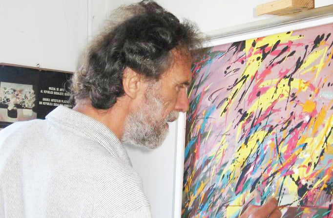 Eveniment: Personala Iosif Haidu. Pictură şi grafică. Virtuţile melodice ale culorii