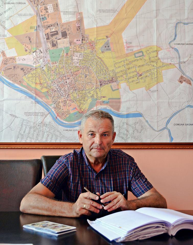 Primarul Romanului are un nou consilier personal, pe inginerul Dan Friesenhahn