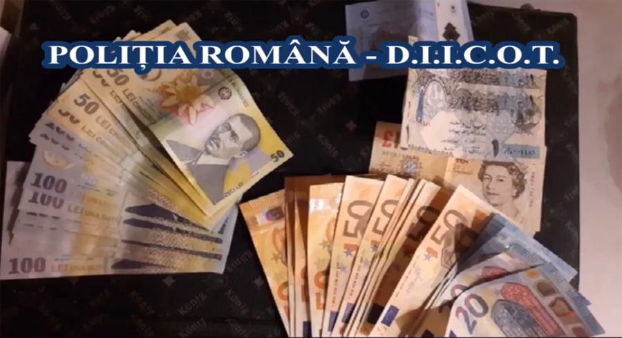 Polițiștii de la Crimă Organizată din Neamț au contribuit la destructurarea a două rețele internaționale specializate în infracțiuni informatice
