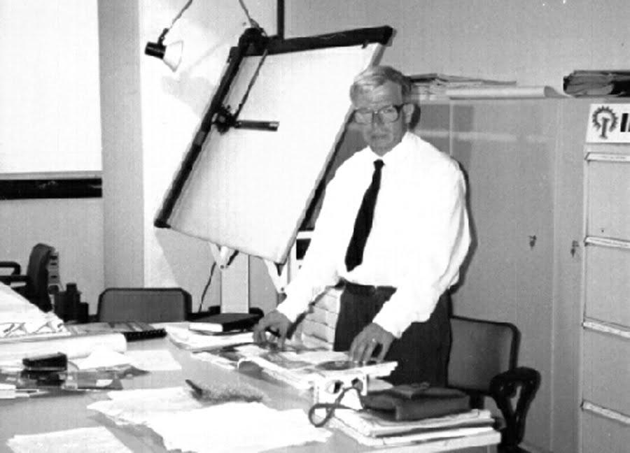 S-a stins din viață Ștefan Antoci, fost inginer șef al IMR