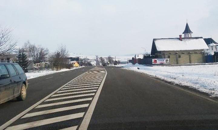 Starea drumurilor naționale din regiune în această dimineață