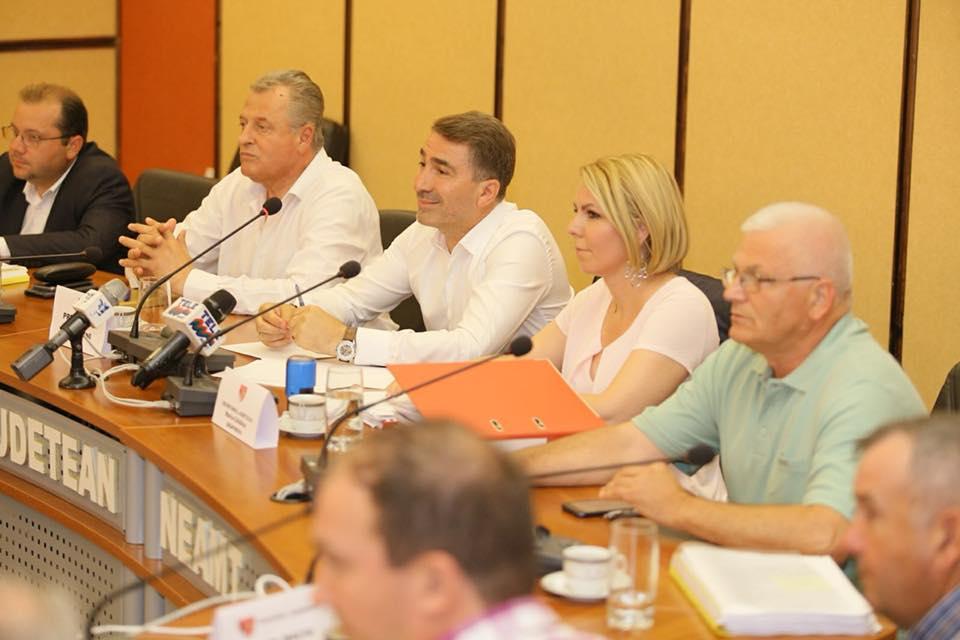 Fostul primar al comunei Cordun, Adrian Diaconu, ales vicepreședinte al CJ Neamț