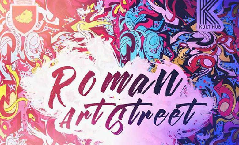 Miercuri și joi, prima ediție a RomanArt Street, festival de promovare a artei stradale