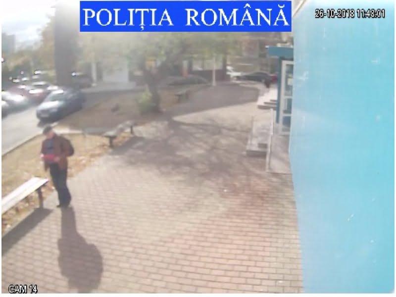 Bărbat căutat de poliţişti pentru însușirea bunului găsit
