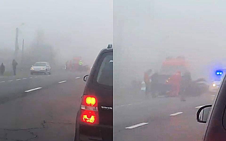 Circulație întreruptă pe E85, la Horia, în urma unui accident provocat de un șofer băut