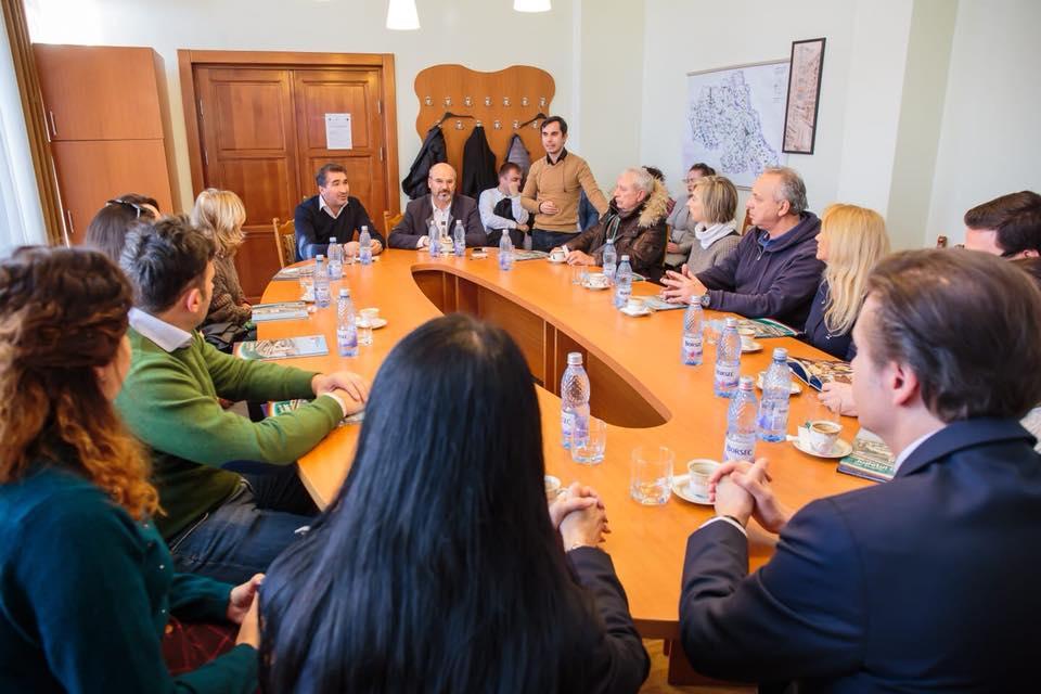 Județele Neamț și Iași, destinații de city break pentru firmele de turism din Roma