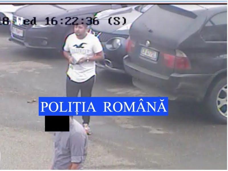 Căutat de polițiști după furtul unui telefon dintr-un magazin