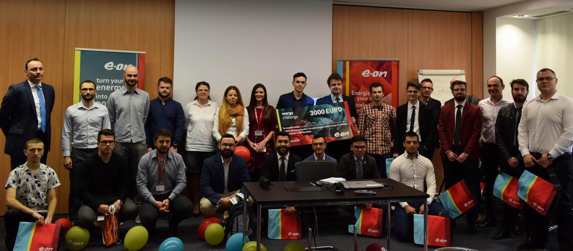 Câştigătorii competiţiei Energy Challenge 2019