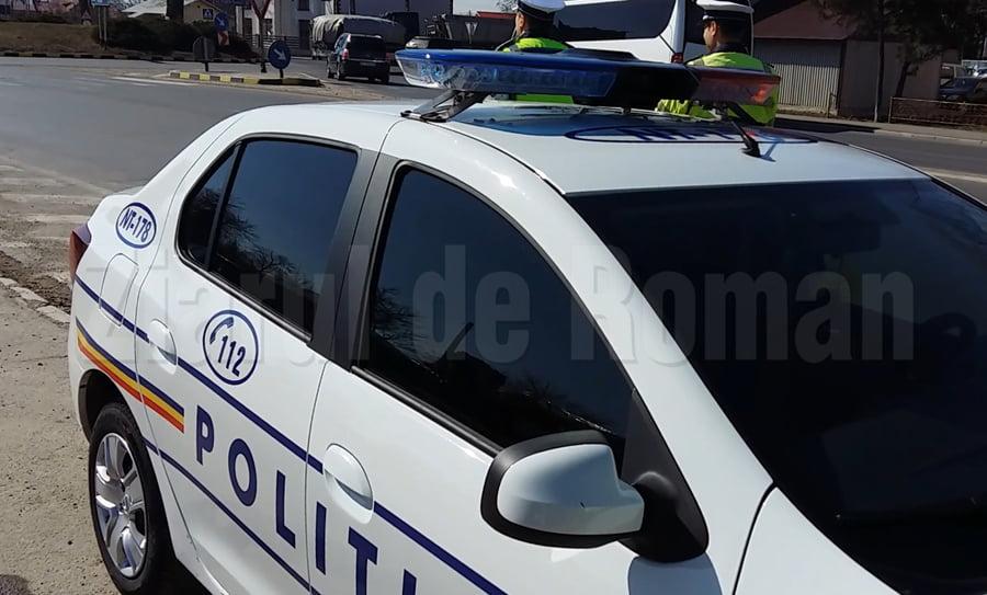 Acțiune a polițiștilor pentru combaterea evaziunii fiscale, comerțului ilicit și contrabandei