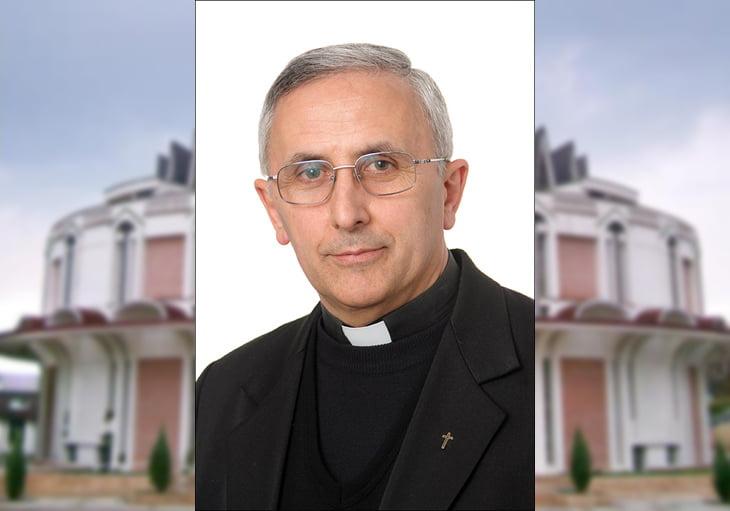 Consacrarea şi instalarea noului episcop Iosif Păuleţ, la începutul lunii august