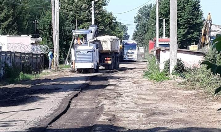 Au început lucrările de reabilitare a străzii Nordului