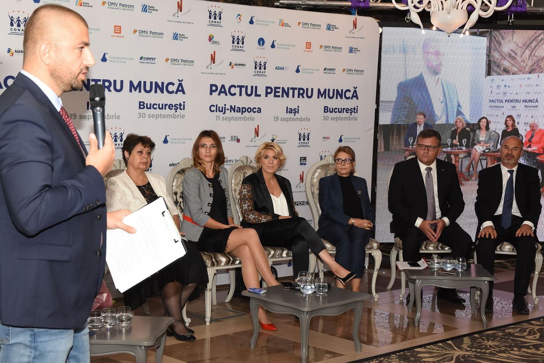 Doina Cepalis, directorul general Te-Rox Paşcani, apel către Executiv pentru a veni în sprijinul antreprenorilor