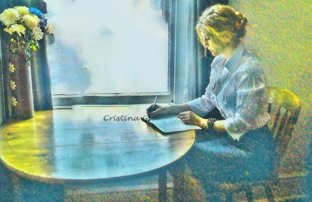 Mesaj de mulțumire și aleasă prețuire – guest post Cristina Gherghel
