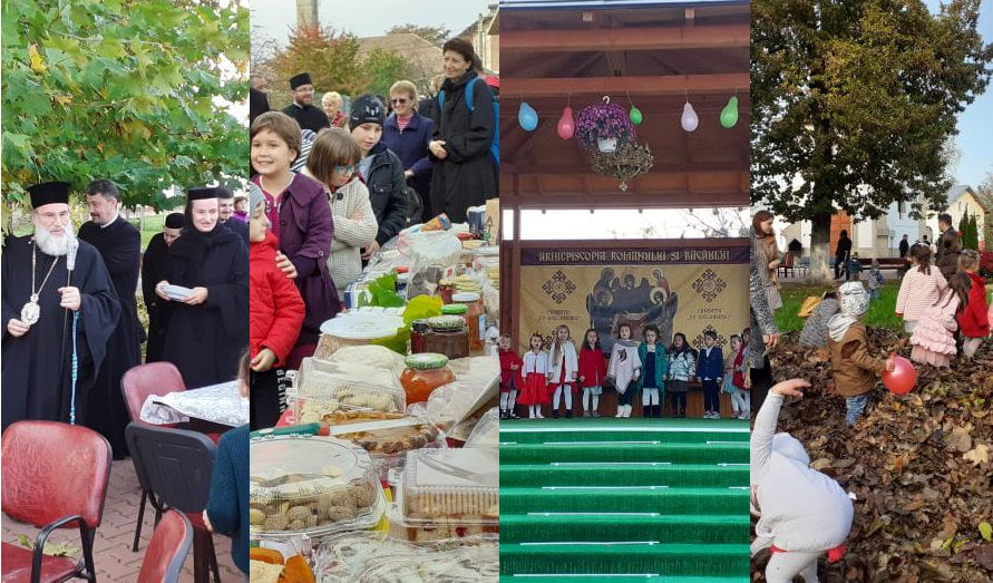 "Festival inedit la Fundația ""Episcop Melchisedec"" din Roman"