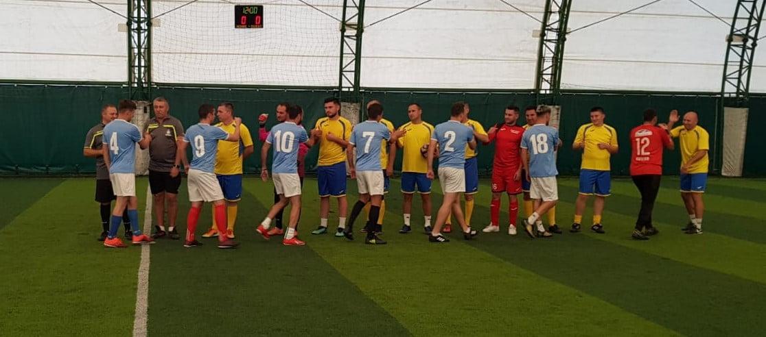 "Cupa Jandarmeriei la minifotbal ""In Memoriam Toma Constantin"""