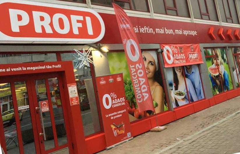Profi caută să angajeze 25 de persoane pentru un nou magazin în Roman