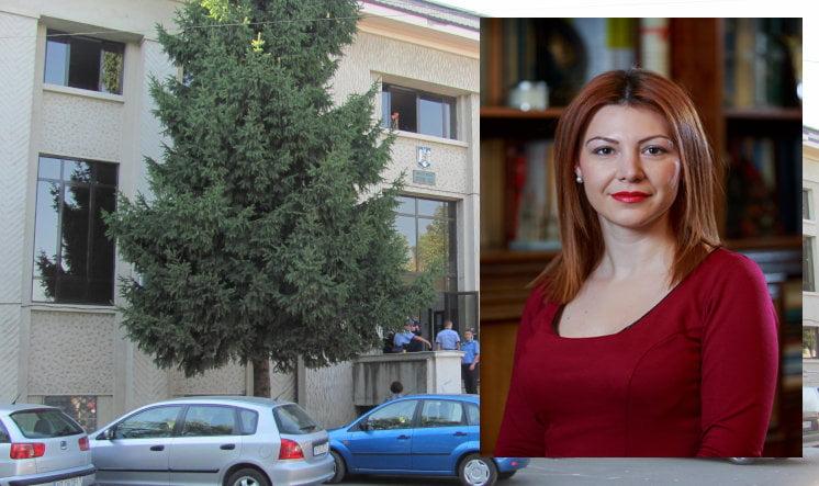 Alina Iștoc, numită prin decret prezidențial în funcția de judecător al Judecătoriei Roman