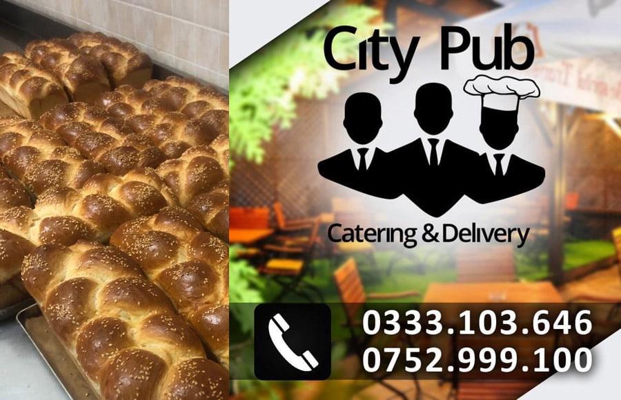 Siguranța și calitatea mâncării sunt oferite de CityPub & Bolta Rece Roman