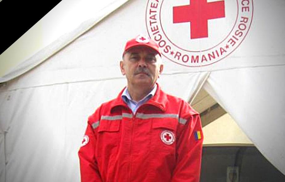 Directorul Crucii Roșii Neamț, decedat după infecția cu COVID-19