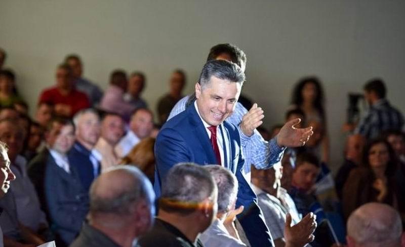 Mugur Cozmanciuc, candidatul PNL Neamț la președinția Consiliului Județean