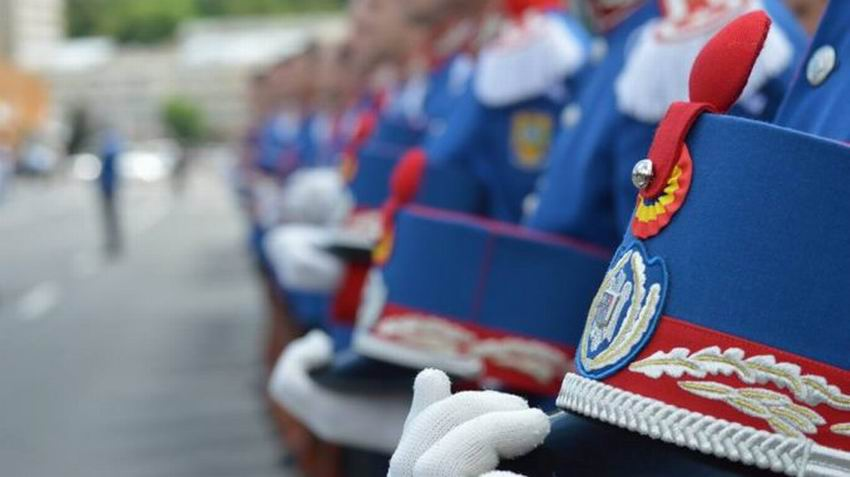 Înscrieri pentru o carieră de ofițer în Jandarmeria Română, până la finalul lunii iulie
