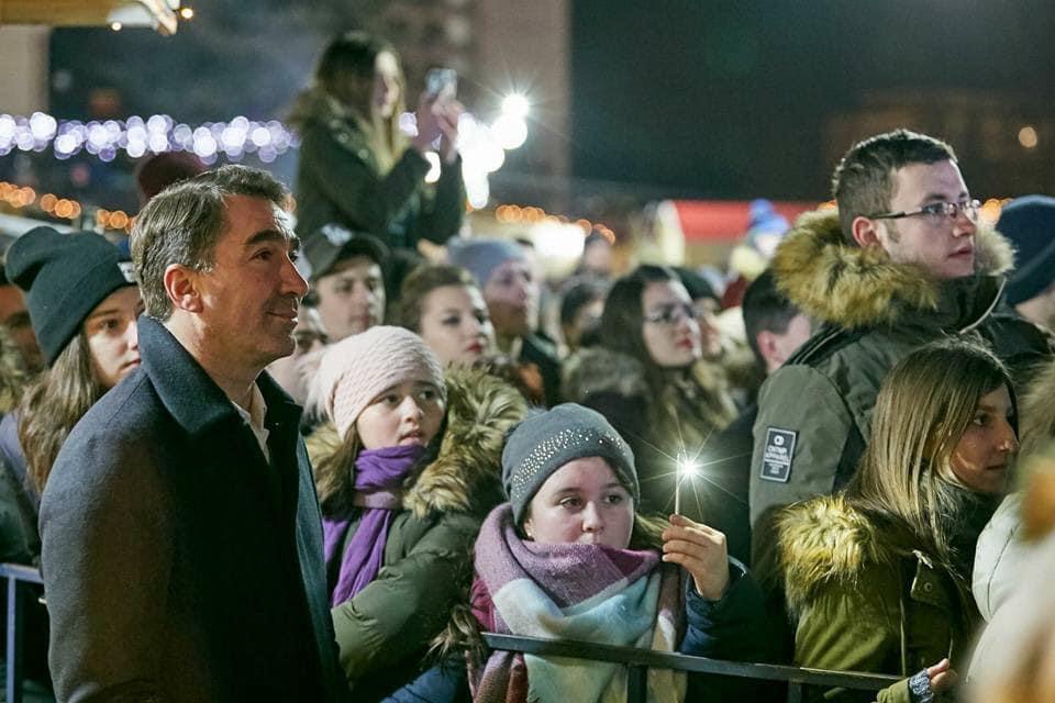 Târgul de Crăciun de la Piatra Neamț nu va mai fi organizat în acest an