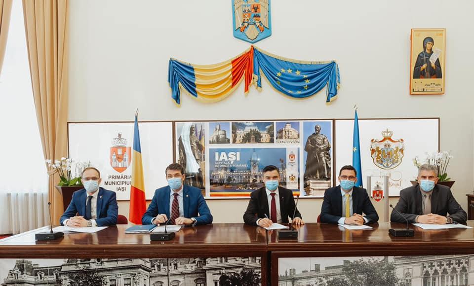 Proiecte comune ale primarilor din Moldova: autostrăzile A7 și A8, salarii mai mari pentru oprirea migrației tinerilor, fonduri europene