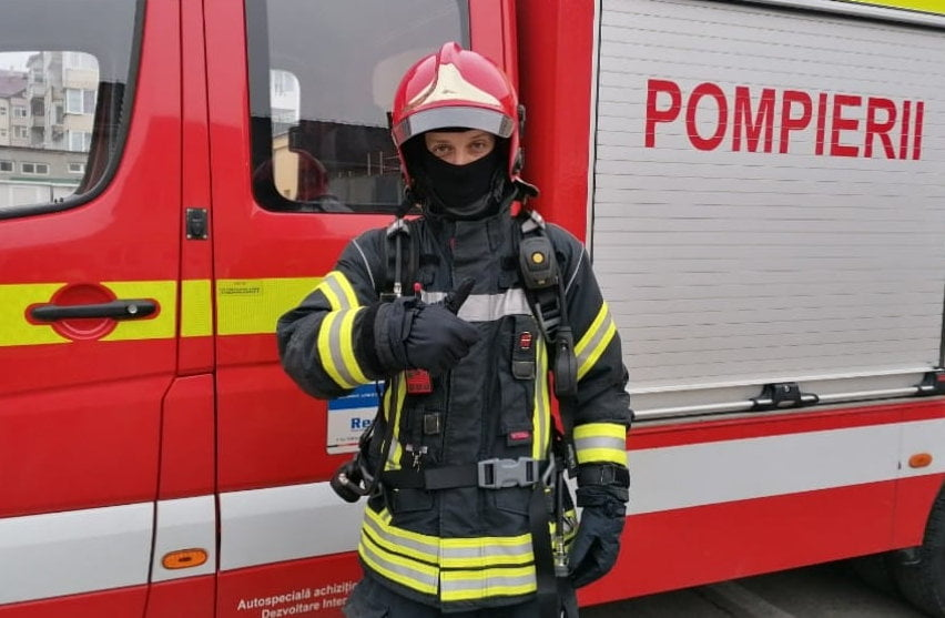 ISU Neamț recrutează candidaţi pentru Şcoala de Subofițeri de Pompieri Boldești