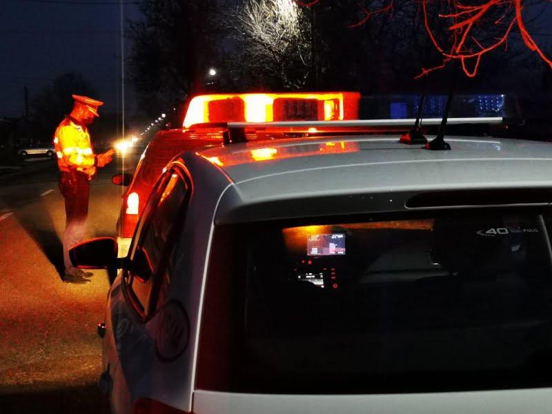160 de șoferi lăsați fără permis săptămâna trecută, peste jumătate dintre ei din cauza vitezei