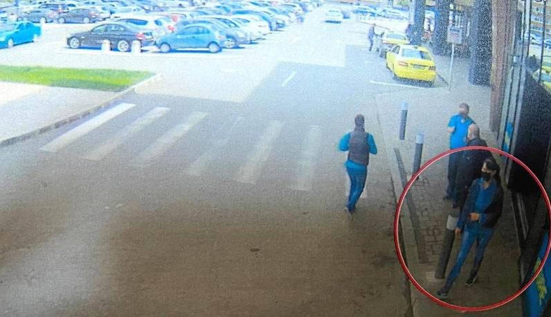 Femeie bănuită de furt, căutată de polițiști