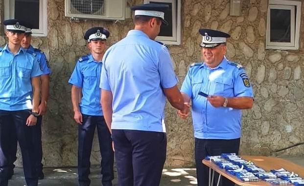 Avansări în grad la Jandarmeria Neamț