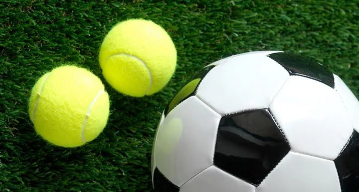Cum să combini meciuri de tenis și fotbal pe un bilet de pariuri