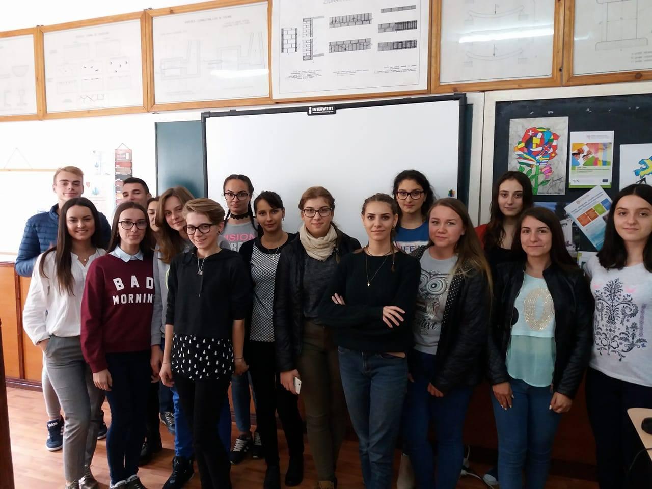 """Ziua Europeană a Limbilor, la Colegiul Tehnic """"Miron Costin"""""""