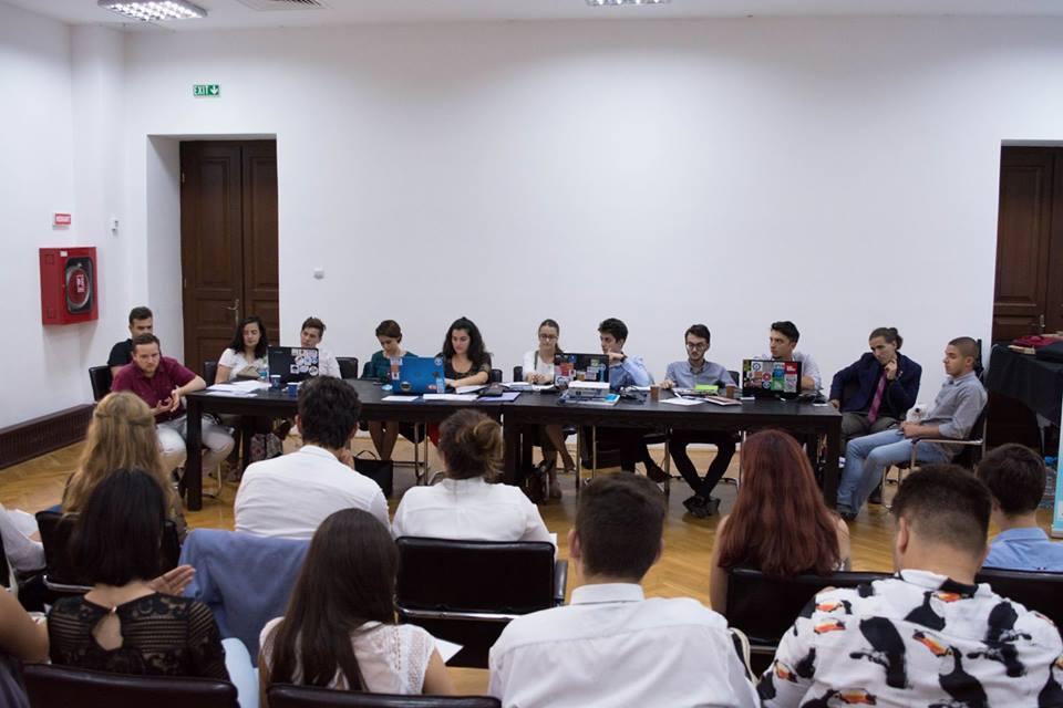 Elevii din Neamț au un vicepreședinte în Consiliul Național al Elevilor