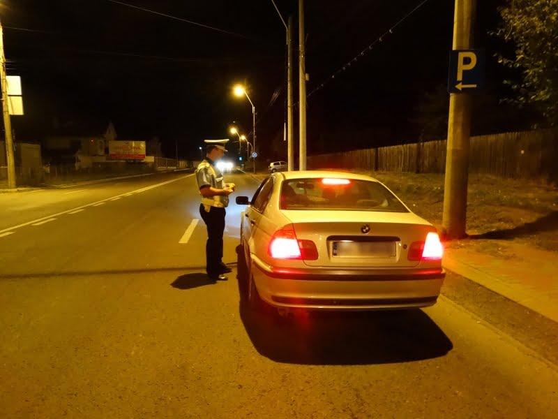 [VIDEO] Razii ale polițiștilor pentru depistarea șoferilor care s-au urcat băuți la volan