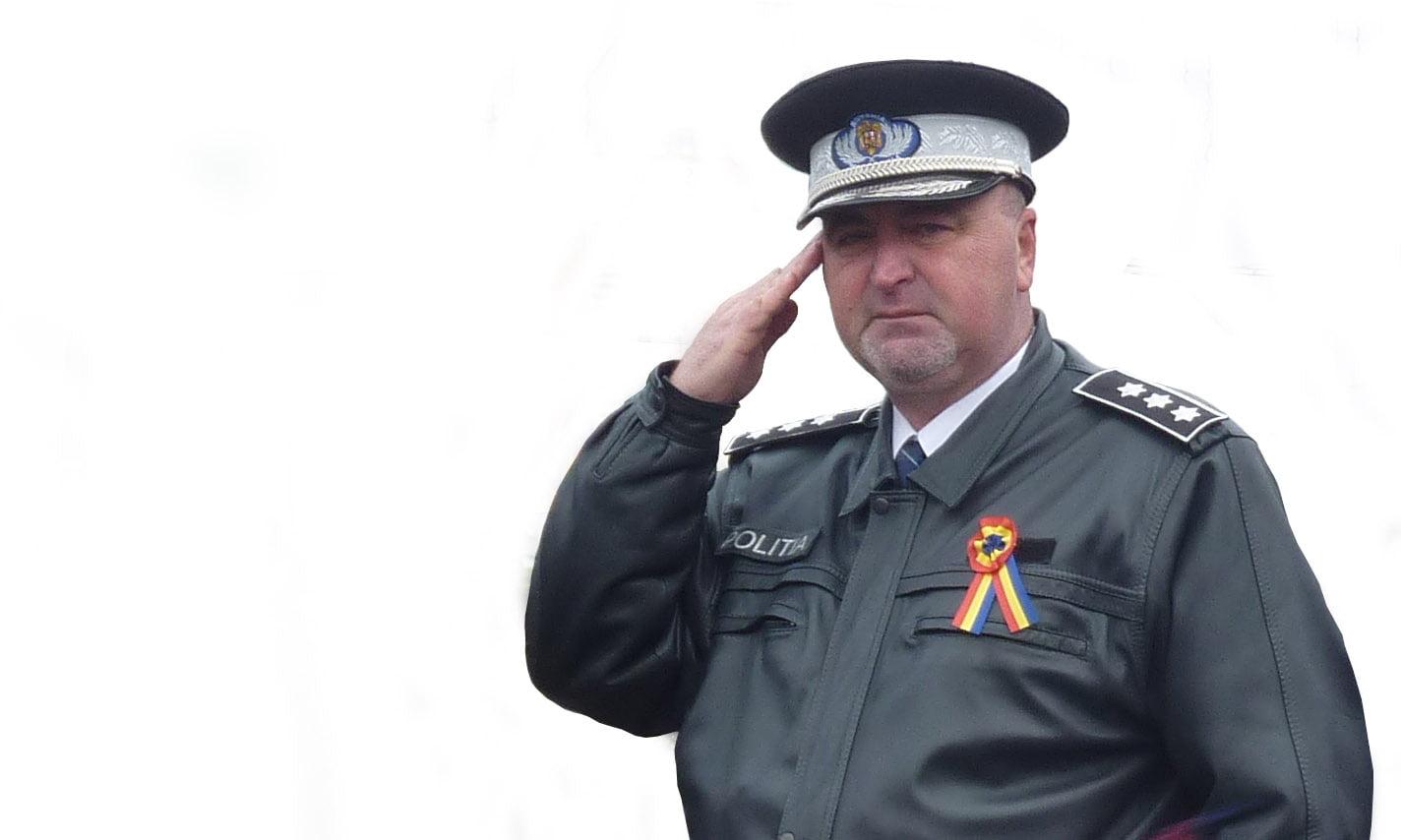 Daniel Cazacu nu mai este directorul Poliției Locale