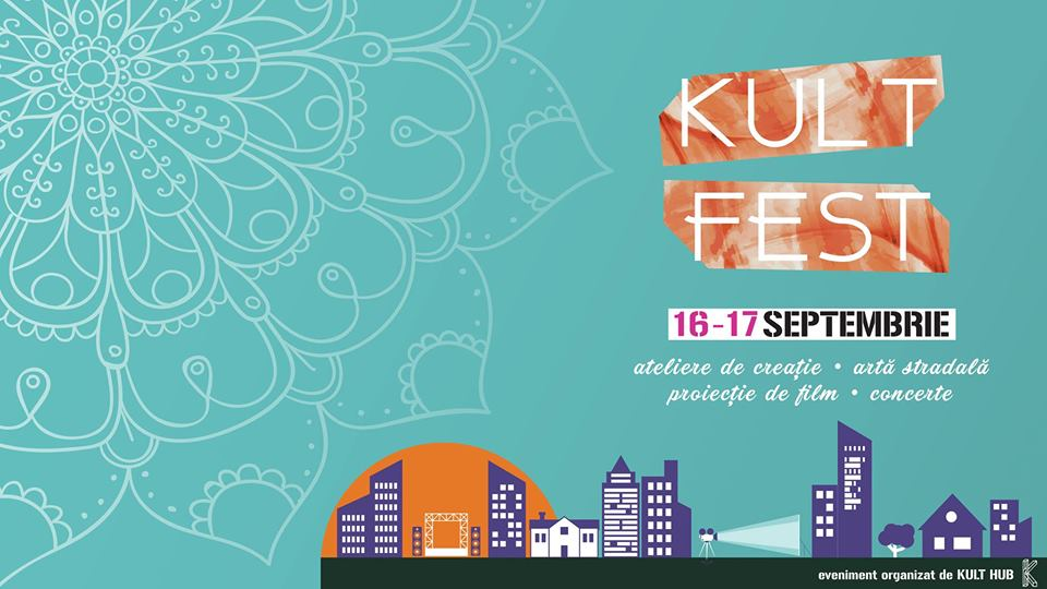 Kult Fest, ediția a II-a, aduce noi surprize pentru tineri