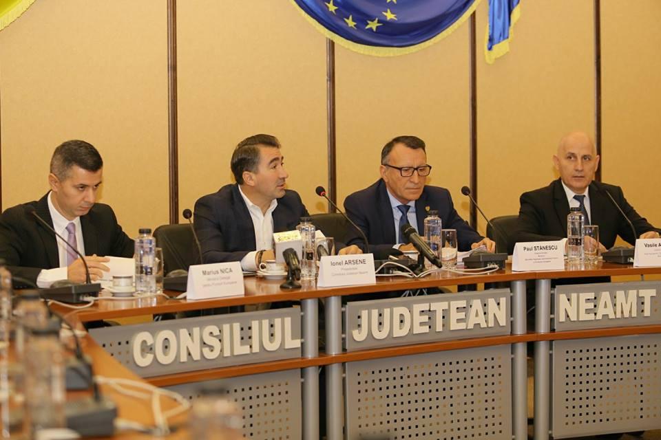 Peste 75 de milioane de euro pentru modernizarea infrastructurii judeţului Neamţ