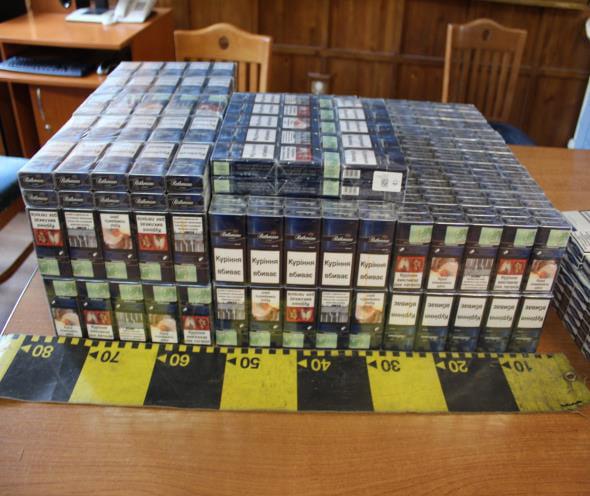 Cercetată pentru contrabandă cu țigarete