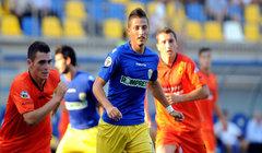 Jucatorul Petrolului Gicu Grozav convocat la echipa nationala