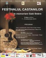 Festivalul Castanilor 2012 Ploiești 5 6 octombrie