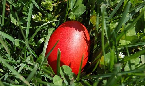 Imagini pentru oul rosu de paste